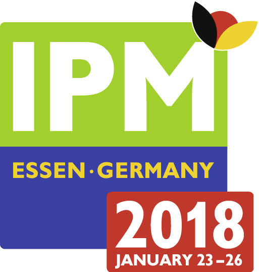 IPM ESSEN - THE WORLD'S LEADING TRADE FAIR FOR HORTICULTURE 2018